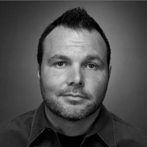 Mark Driscoll black and white headshot
